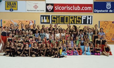 Cloenda Gimnàstica Rítmica Sícoris Club