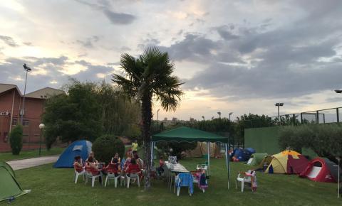 Acampada Sícoris Club - 2017
