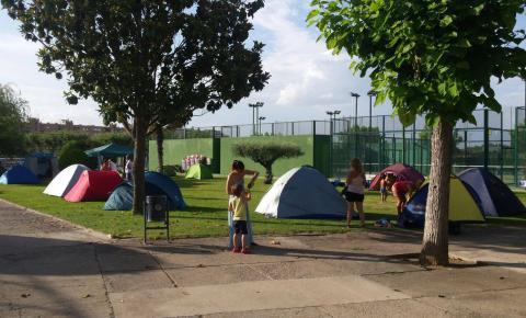 Acampada Sícoris Club