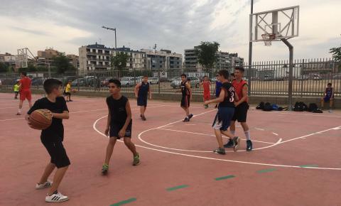 Festa Cloenda Bàsquet Sícoris