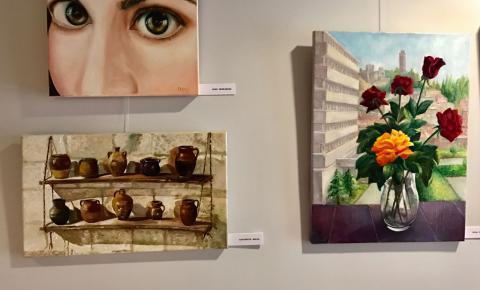 Racó Art Fundació Sícoris Club - Montse Parés
