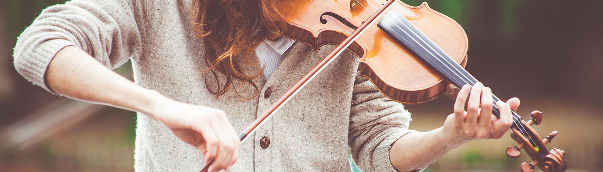 Escola de Música Banner