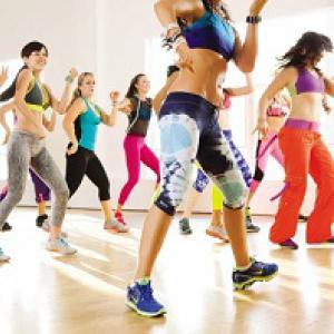 Fitness Latinos a Lleida al Sícoris