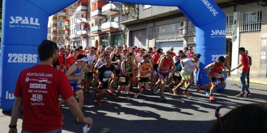 Sortida del III Duatló Lleida - Sícoris Club