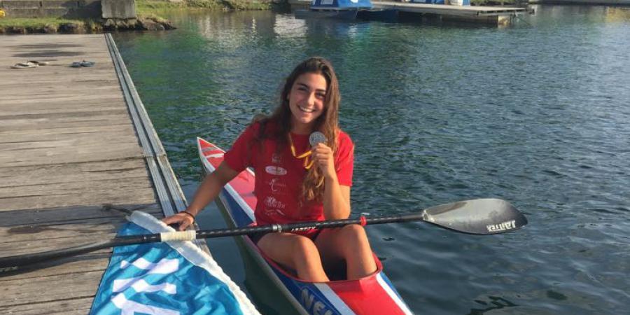 Alba Juanes medalla plata C. Espanya