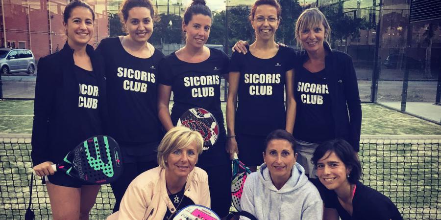 Equip femení A Sícoris Club
