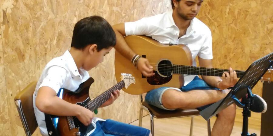 Audicions final de curs Escola de Música